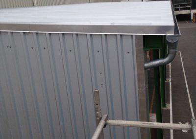 Stahlbau-Hallenbau - 03