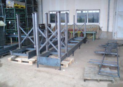 Stahlbau-Hallenbau - 08