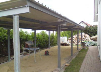 Stahlbau-Hallenbau - 10