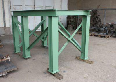 Stahlbau-Hallenbau - 11