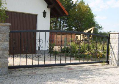 Zäune-Tore-Geländer - 07