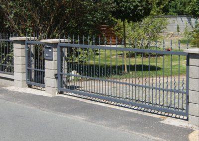 Zäune-Tore-Geländer - 15