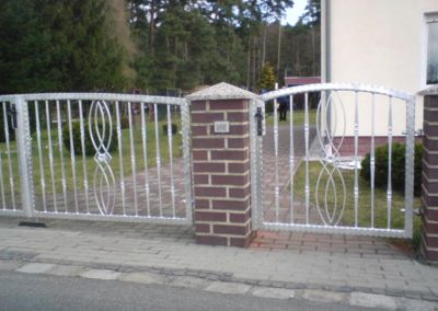 Zäune-Tore-Geländer - 16
